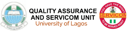 Quality Assurance and SERVICOM Unit
